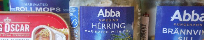 Abba Swedish Herring King Oscar Rollmops